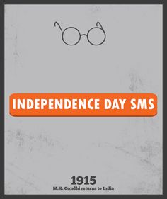 Latest #India #IndependenceDay #Messages for #SMS, Hike, WhatsApp, WeChat