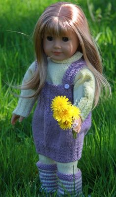 Cool doll clothes - design Målfrid Gausel