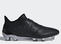buy popular 4a99e 24df0 These Adidas X Purespeed FG Nite Crawler football boots have a one-piece  Techfit compression upper for quick moves into and out of the box.