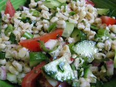 Barley Salad...so good!