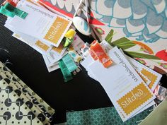 price tags by StitchedInColor, via Flickr