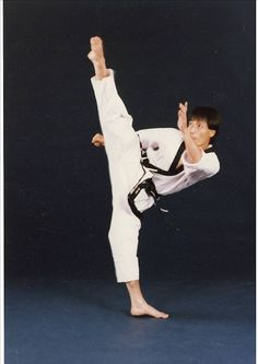 Julian Jung Lee - Taekwondo