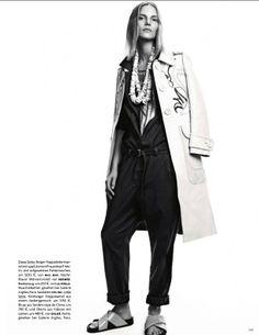 Vogue Alemanha Fevereiro 2014