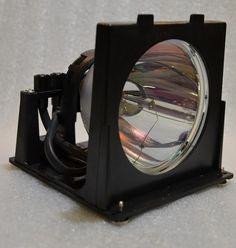 TV Lamp Assembly With High Quality Genuine Original Osram P VIP Bulb Inside.