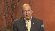 Luis Guillermo Solís, presidente electo de Costa Rica, en Al Punto