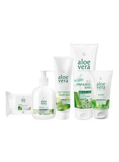 Lr Aloe Vera Basis Set //Price: $37.98  //   #kosmetik    https://aloevera-beratung24.de/produkt/lr-aloe-vera-basis-set/