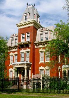 Historic Mansion  Joliet, Il