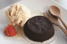 Shakin & Bakin Foodie Blog: French Roast Chocolate Pudding Cakes Recipe