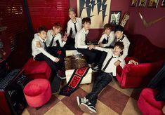 BTS' teaser photo for Skool Luv Affair