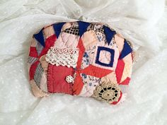 Vintage Style Camper Trailer Handmade Pillow by AnnesAccumulations