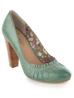 Seychelles Footwear - Hamburg in Seafoam (LOVE the color!)
