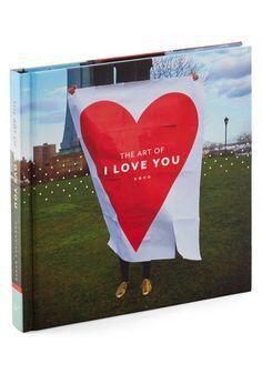 The Art of I Love You   Mod Retro Vintage Books   ModCloth.com