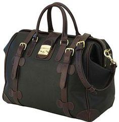 An Overnight bag called the Safari Bag