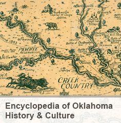 Encyclopedia of Oklahoma History & Culture