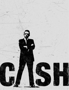 CASH via rrrick (A cocktail in her hand and confetti in her hair.) Johnny Cash - The man who inspired the name for my oldest boy!Johnny Cash - The man who inspired the name for my oldest boy! Johnny Cash June Carter, Johnny And June, Here's Johnny, Country Singers, Country Music, Outlaw Country, Country Artists, Music Love, My Music