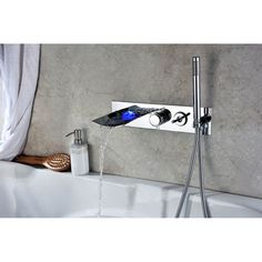 Vigo Square Double Handles Wallmount Faucet - Overstock Shopping - Great Deals on Vigo Bathroom Faucets