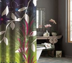 Posh Porschey Luxury 180 X 200 Orchid Pink White Green Polyester Weighted Hem Shower Curtain (Green Leaves JF2075) No description (Barcode EAN = 5060336808645). http://www.comparestoreprices.co.uk/december-2016-week-1/posh-porschey-luxury-180-x-200-orchid-pink-white-green-polyester-weighted-hem-shower-curtain-green-leaves-jf2075-.asp