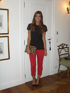 Love this look. Cute for date night or girls night out