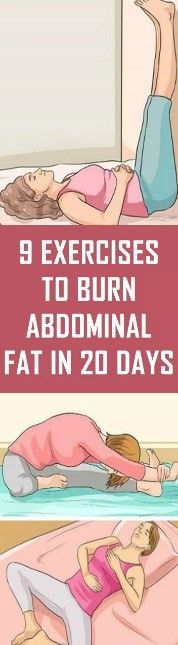 9 Exercises To Burn Abdominal Fat In 20 Days – Ladies Health Tips Natural Health Remedies, Natural Cures, Natural Treatments, Lose Fat, How To Lose Weight Fast, Visceral Fat, Weight Loss Workout Plan, Abdominal Fat, Healthy Lifestyle Tips