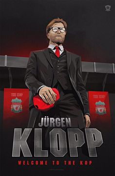 Welcome to the Kop, Jurgen Klopp! Liverpool Fc Wallpaper, Liverpool Wallpapers, Premier League, Football Ads, Liverpool Images, Juergen Klopp, Real Soccer, Uefa Super Cup, This Is Anfield