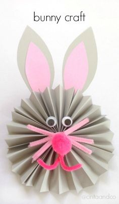 Looking for some cute Easter crafts for kids this Spring? These kids crafts are cute and easy to pull off for even the littlest of hands. Have fun making these crafts with the kids for Easter this year. Easter Arts And Crafts, Bunny Crafts, Easter Crafts For Kids, Valentine Crafts, Spring Crafts, Crafts To Do, Christmas Crafts, Paper Crafts, Diy Paper