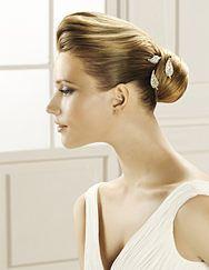 Pronovias te presenta su tocado T15-2471 (3) para novias. | Pronovias