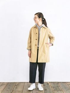 Kazumi|YAECAのジャケット/アウターを使ったコーディネート - WEAR