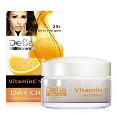 Total Care Vitamin C Day-Cream with Pro-Retinol - 50ml - http://best-anti-aging-products.co.uk/product/total-care-vitamin-c-day-cream-with-pro-retinol-50ml/