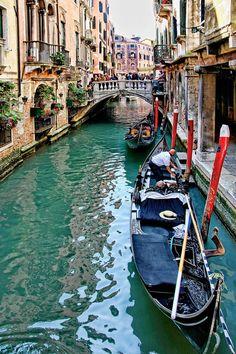Ponti di Venezia | I ponti di Venezia sono più di 400 tra pu… | Flickr - Photo Sharing!