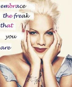 Quotes for Fun QUOTATION - Image : As the quote says - Description Singer Pink Strong Women Quotes - Bing images Sharing is love, sharing is Happy Quotes, Positive Quotes, Happy Birthday Woman, Pink Quotes, Pink Singer Quotes, Strong Women Quotes, Celebration Quotes, Badass Women, Real Women