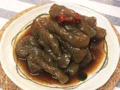 【超簡単】ちょいピリ♪こんにゃくの甘辛煮の画像
