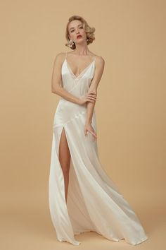 Lace Bridal Robe, Bridal Nightgown, Bridal Robes, Wedding Lingerie, Bridal Nightwear, Drape Gowns, Pretty Lingerie, Sexy Lingerie, Lingerie Gown