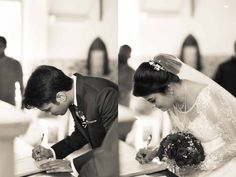 Nikhil and Melvina Wedding