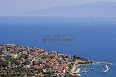A general view of Pirgadikia city in Greece on July 2012.
