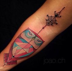 Awesome tatts by João Chaves