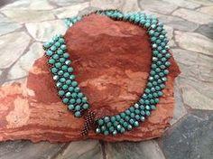 Video:   Moon Rocks Necklace  ~ Seed Bead Tutorials