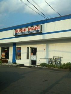 Sushi Maki, Hamden, CT