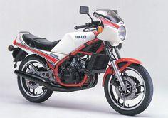 RZ 250LC, 1983