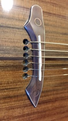KM Clark Custom Wedge - Sinker Redwood and Monkeypod... like the birdge