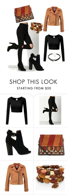 """""""Unbenannt #1"""" by ellaa10 ❤ liked on Polyvore featuring Chloé, Chico's and WithChic"""