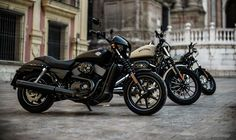 #HarleyDavidson Refreshes Indian Lineup, New Street 750 Launched Today