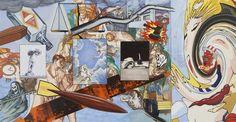 Damien Hirst. David Salle. Jenny Saville - The Bilotti Chapel ...