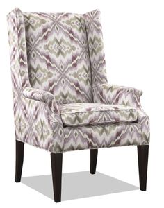 Wycliff Chair in Tagori Mulberry