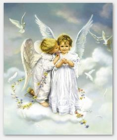 Angel Kisses ~ Sandra Kuck