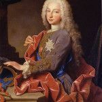 Charles of Bourbon dressed in royal purple, oil painting 1725  | Purple:  How a Failed Chemistry Lab Experiment Altered 19th Century Class Structure | WriterMariecor.com