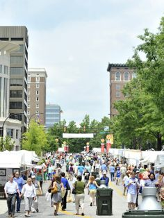 Food Has Remained An Important Component Artisphere Each Year Find This Pin And More On 24 Hours In Greenville Sc