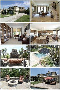 Travis Barker's Rancho Cucamonga home