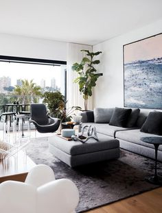 Light Filled Sydney Apartment By Christo Design