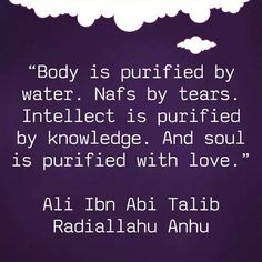 The wisdom of a believer. May Allah be pleased with the believers. Imam Ali Quotes, Hadith Quotes, Muslim Quotes, Religious Quotes, Quran Quotes, Wisdom Quotes, Words Quotes, Wise Words, Life Quotes