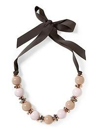 Marc by Marc Jacobs Bolt and Bead Necklace